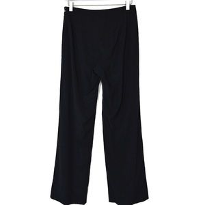 Max Mara Women's Flat Front Wool Dress Pants Sz 4